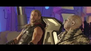 Thor Meets The Grandmaster - Extended Scene - előzetes eredeti nyelven