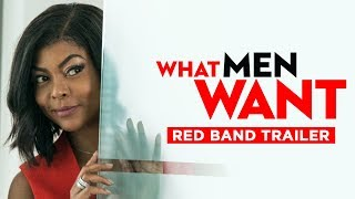 What Men Want (2019) - Red Band Trailer - Paramount Pictures - előzetes eredeti nyelven