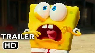 THE SPONGEBOB MOVIE 2 Trailer # 2 (2020) Sponge on the Run, SpongeBob SquarePants Movie HD - előzetes eredeti nyelven