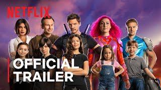 We Can Be Heroes starring Priyanka Chopra & Pedro Pascal   Official Trailer   Netflix - előzetes eredeti nyelven