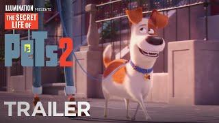 The Secret Life Of Pets 2 - The Max Trailer [HD] - előzetes eredeti nyelven
