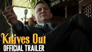 Knives Out (2019 Movie) Official Trailer — Daniel Craig, Chris Evans, Jamie Lee Curtis - előzetes eredeti nyelven