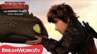 HOW TO TRAIN YOUR DRAGON: THE HIDDEN WORLD | Official Trailer 2 - előzetes eredeti nyelven
