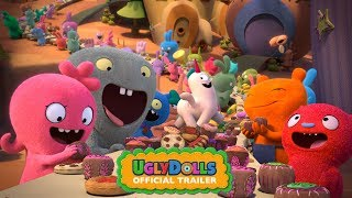 UglyDolls | Official Trailer [HD] | Coming Soon To Theaters - előzetes eredeti nyelven