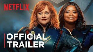 Thunder Force | Official Trailer | Netflix - előzetes eredeti nyelven