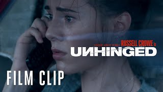 UNHINGED - MOVIE CLIP  What Do You Want?