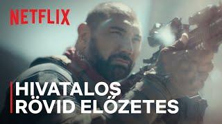A halottak hadserege | Hivatalos rövid előzetes | Netflix kép
