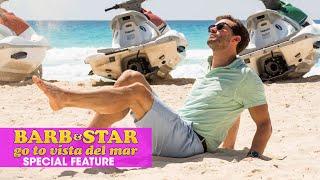 "Barb & Star Go To Vista Del Mar (2021 Movie) Special Features ""Emotional Dancing with Jamie Dornan"" - előzetes eredeti nyelven"