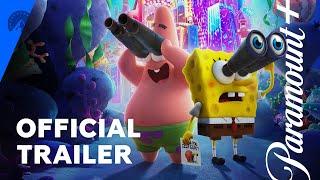 The SpongeBob Movie: Sponge on the Run | Official Trailer | Paramount+ - előzetes eredeti nyelven