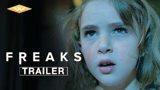 FREAKS (2019) Official Trailer | Sci-fi Horror | Emile Hirsch, Grace Park, Bruce Dern - előzetes eredeti nyelven