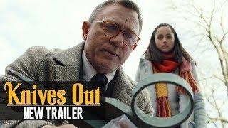 Knives Out (2019) New Trailer – Daniel Craig, Chris Evans, Ana de Armas - előzetes eredeti nyelven