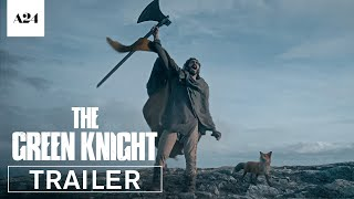 The Green Knight | Official Trailer HD | A24 - előzetes eredeti nyelven