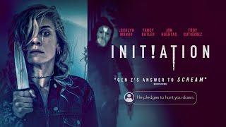 Initiation   UK Trailer   Campus slasher starring - előzetes eredeti nyelven
