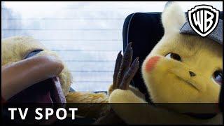 POKÉMON Detective Pikachu - Destiny  - Warner Bros. UK - előzetes eredeti nyelven