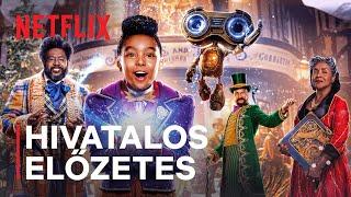 A Jangle család karácsonya | Minden megtörténhet | Hivatalos előzetes | Netflix kép