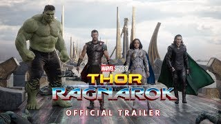 """Thor: Ragnarok"" Official Trailer - előzetes eredeti nyelven"