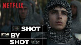 How the Battle Scene was Shot - előzetes eredeti nyelven