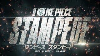 One Piece: Stampede előzetes kép