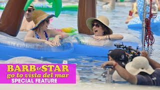 """Barb & Star Go To Vista Del Mar (2021 Movie) Special Features """"The Inspiration of Barb & Star"""" - előzetes eredeti nyelven"""