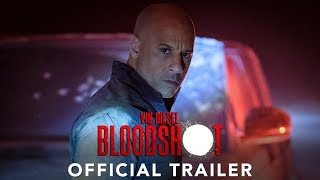 BLOODSHOT - Official Trailer (HD) - előzetes eredeti nyelven