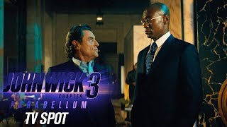 "John Wick: Chapter 3 – Parabellum (2019 Movie) Official TV Spot ""Guns"" – Keanu Reeves, Halle Berry - előzetes eredeti nyelven"