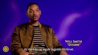 Aladdin (12): A színfalak mögött