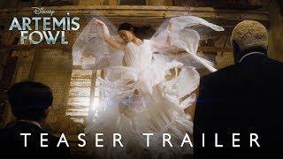 Disney's Artemis Fowl - Teaser Trailer - előzetes eredeti nyelven