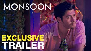 MONSOON - Exclusive World Trailer - Henry Golding - Peccadillo Pictures - előzetes eredeti nyelven