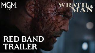 WRATH OF MAN   Official Red Band Trailer   MGM Studios - előzetes eredeti nyelven