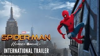 SPIDER-MAN: HOMECOMING - International Trailer #2 - előzetes eredeti nyelven