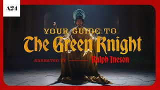 Legends Never Die: An Oral History of 'The Green Knight' | Narrated by Ralph Ineson | A24 - előzetes eredeti nyelven