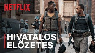 Halálos harcmező | Hivatalos előzetes | Netflix kép