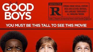 Good Boys - Official Trailer - előzetes eredeti nyelven