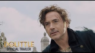 "Dolittle - ""Official Trailer"" - előzetes eredeti nyelven"