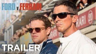 FORD v FERRARI | Official Trailer [HD] | 20th Century FOX - előzetes eredeti nyelven